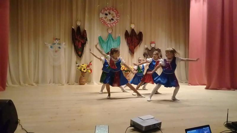 Танец-Рок-Н-Ролл.исп. гр.Детское время