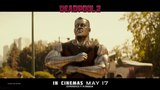 Новый ТВ-ролик «Дэдпула 2»