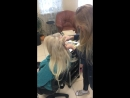 Коррекция капсульного наращивания волос Ecostyle