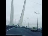 Группа Bad Balance во Владивостоке. Золотой рог, Мост понтовый.