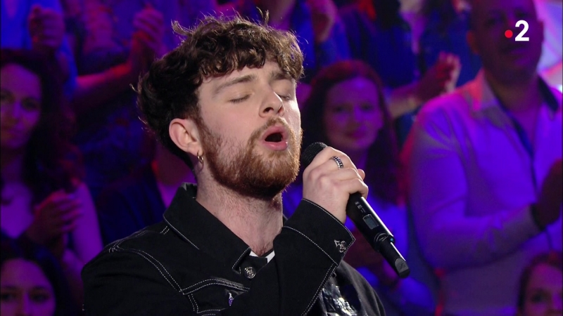 Tom Grennan - Found What Ive Been Looking For (Taratata 100% live - 2018-05-25)