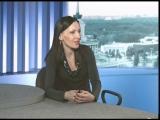 Жанна Колмагорова на программе