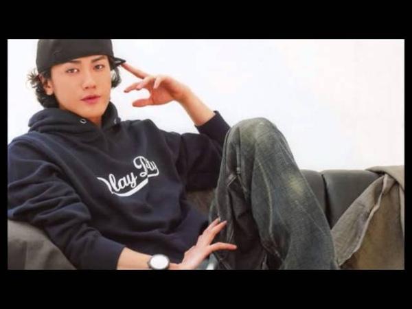 Jin Akanishi ~NEW LIFE