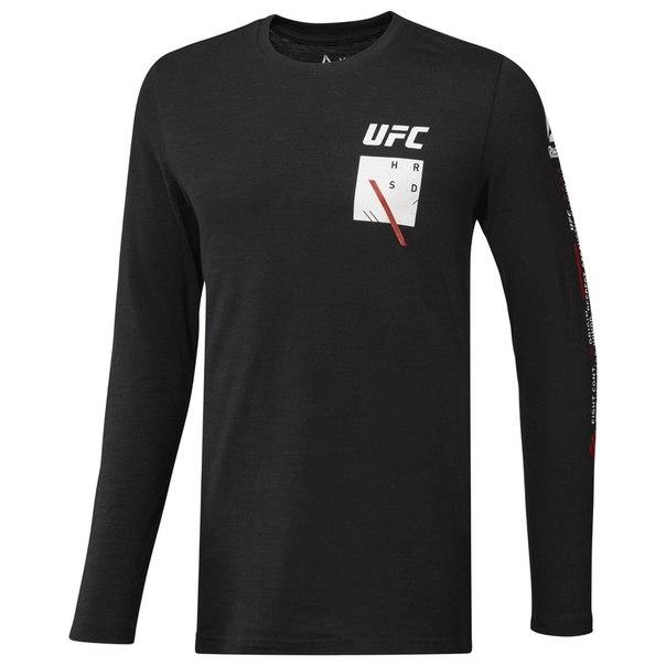 Футболка с длинным рукавом UFC