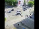 Советская ✖️ Ленинградская сегодня в 7 50 утра пострадавшую увезли на скорой через 15 минут