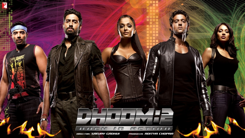 Filme Hindi Bi Zimane Kurdi dhoom 2 Dizikere Felbaz HD 1080p دزيكه رئ فيلباز فلمي هندي دوبلاژكراوي كوردي