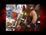 Kane Helps a Kid Win a Prize at WWF New York 6_18_01
