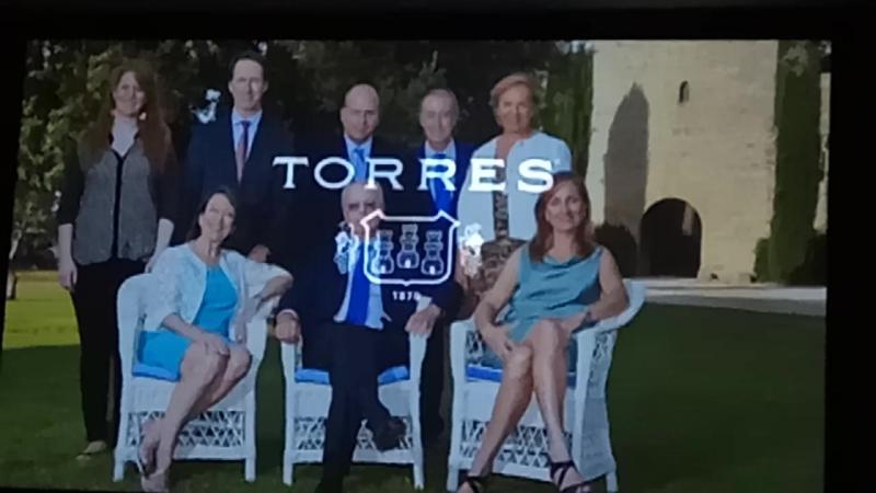 Виноградники Torres (Испания)