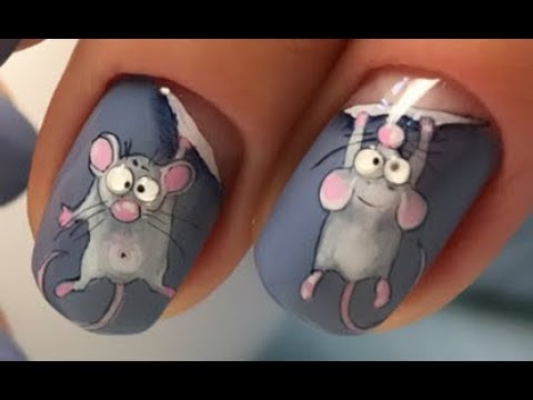New Nail Art desings Animals✔The Best Nail Art Tutorial Compilation (BeautyIdeas Nail Art)