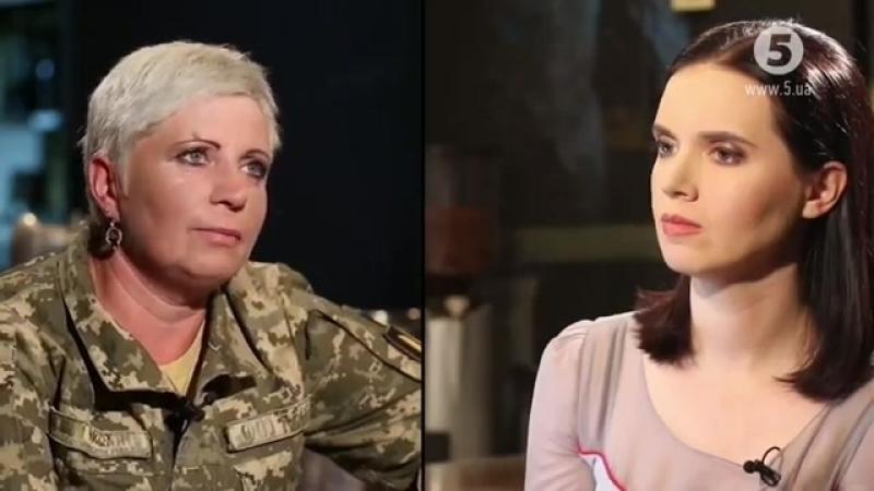 Чому плачуть воїни солдат Ксенія про реалії війни на сході України