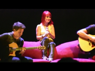 Paramore- Misguided Ghosts (HD) Live in Raleigh, NC July 23, 2010