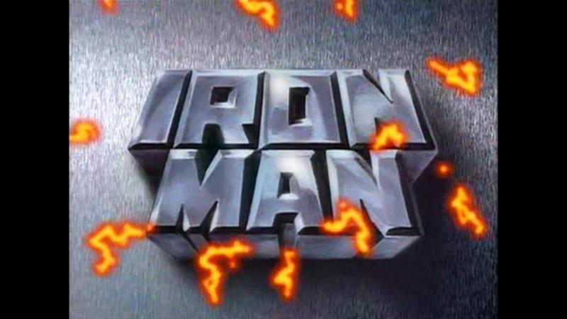 Iron Man (Железный человек сериал 1994 – 1996)