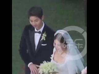 #instagram Song Joong Ki & Song Hye KyoСвадьба Сон Джун Ки и Сон Хе Гё