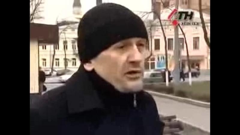 Харьковчанин- Мы один народ, а никакой Украины никогда не было! Журналистка в _low