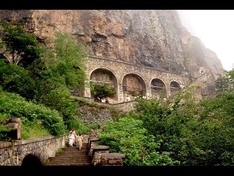 SUMELA MONASTERY Turkey , Սումելա Թուրքիա , Монастырь Панагия Сумела
