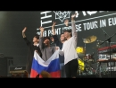 THE ROSE 2018 Paint It Rose Tour in Moscow 11