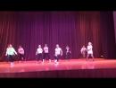 Аттестация Уличные танцы Дети начинашки