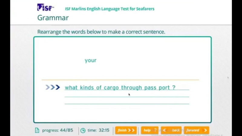 22.07.2017 _ 84% _ Марлинс тест подробный разбор _ Marlins Test Online