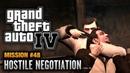 GTA 4 - Mission 48 - Hostile Negotiation 1080p