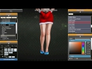 HoneySelect female makeup 9 Shoes and boots
