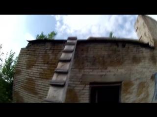 [Торф] Сгоняли на заброшенный военный аэродром Вещево