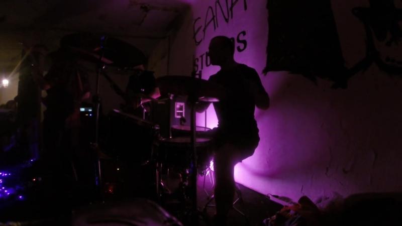 Hardcore drumcam