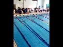 50 метров вольный стиль 1 место