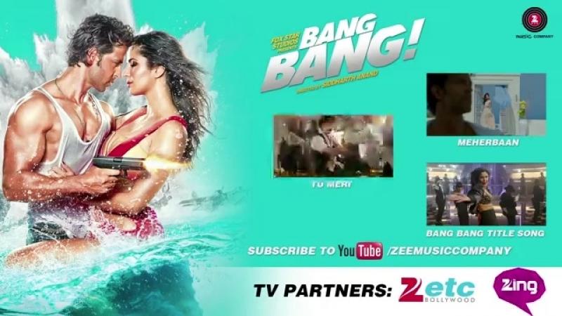 Tu Meri Full Video _ BANG BANG! _ Hrithik Roshan Katrina Kaif _ Vishal Shekhar