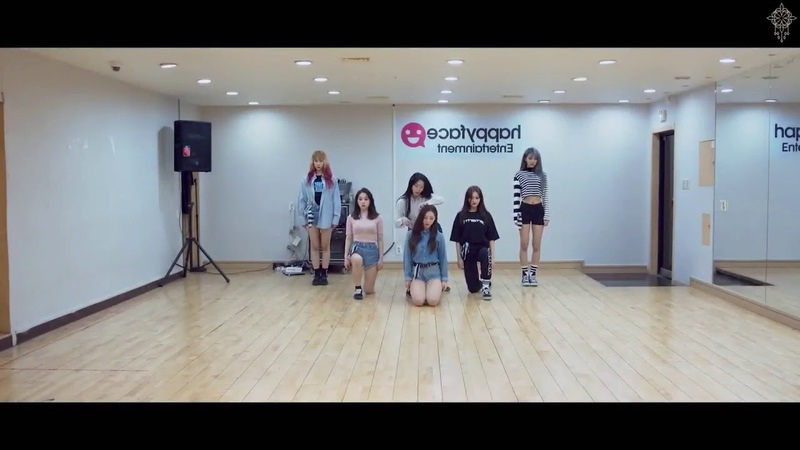DREAMCATCHER 'YOU AND I ' (Dance practice Mirror)