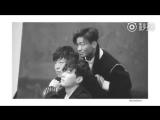 180805 EXO Lay Yixing @ The Island Weibo Update Esquire behind the scene photoshoot