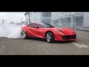 Тестостерон Ferrari 812 Superfast 800 л.с./₽23 млн. Выиграл спор!