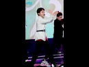 180421 {Fancam} CHEN - Blooming Day @MUSIC CORE{OFFICAL}