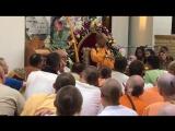 Лекция Гуру Махараджа, 4, Москва, 21.06.2018