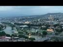 Тбилиси. Смеркалось.