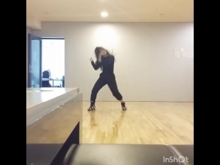 Seoyeon covered CL @ Pre-debut