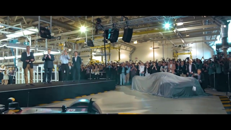 Aston Martin and Red Bull launch the AM-RB 001 Hypercar