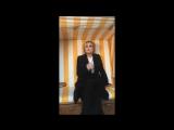 Видеоприглашение Патрисии Каас