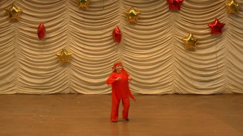 Танцевальная группа реабилитации «Восторг» Гайнитдинова Наталья: танец - «R`n`B»