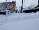 нас завалило снігом ) Гайворон