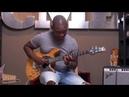 Isaiah Sharkey plays Steely Dan on his Fodera Emperor Custom | CME Session
