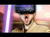 JEDI MASTER - Star Wars Trials On Tatooine (HTC Vive Virtual Reality) VR-GO vk.comjoinvrgo