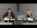 Фонд КОВЧЕГ пресс конференция с Жан Пьер Тома