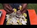 Приготовление акулы _ Невероятная индийская кухня