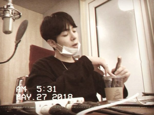 "NANO on Instagram ""로이킴 - 그때 헤어지면 돼 [cover.] 나노 nano 커버 cover 발라드 ballad 로이킴 그때헤5061"