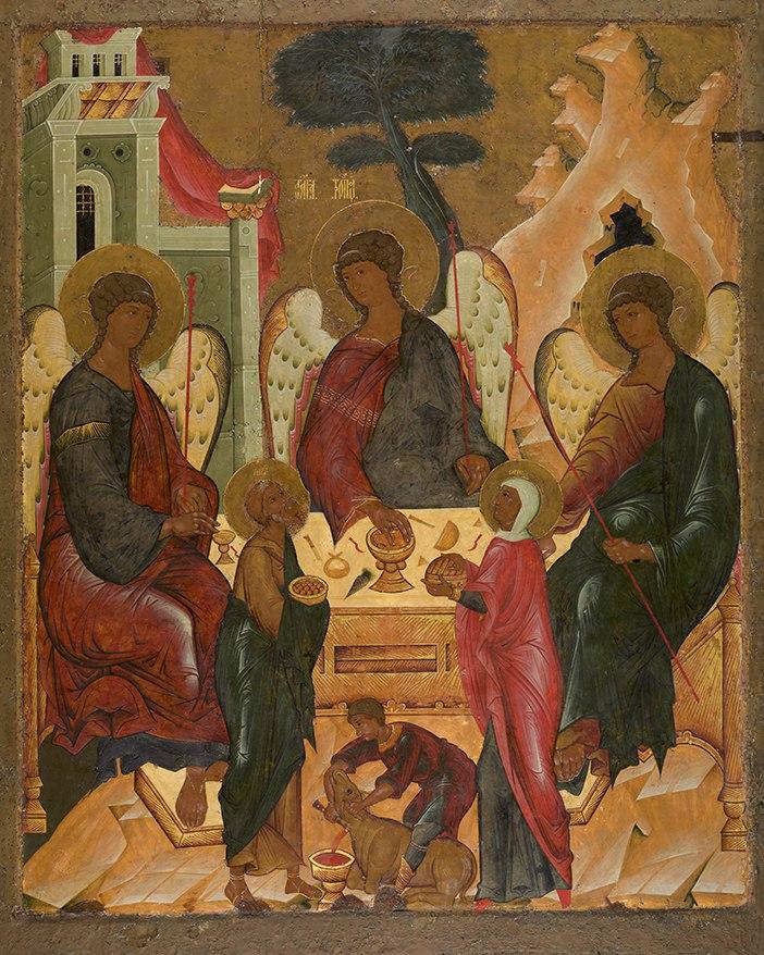 Св. Троица Ветхозаветная