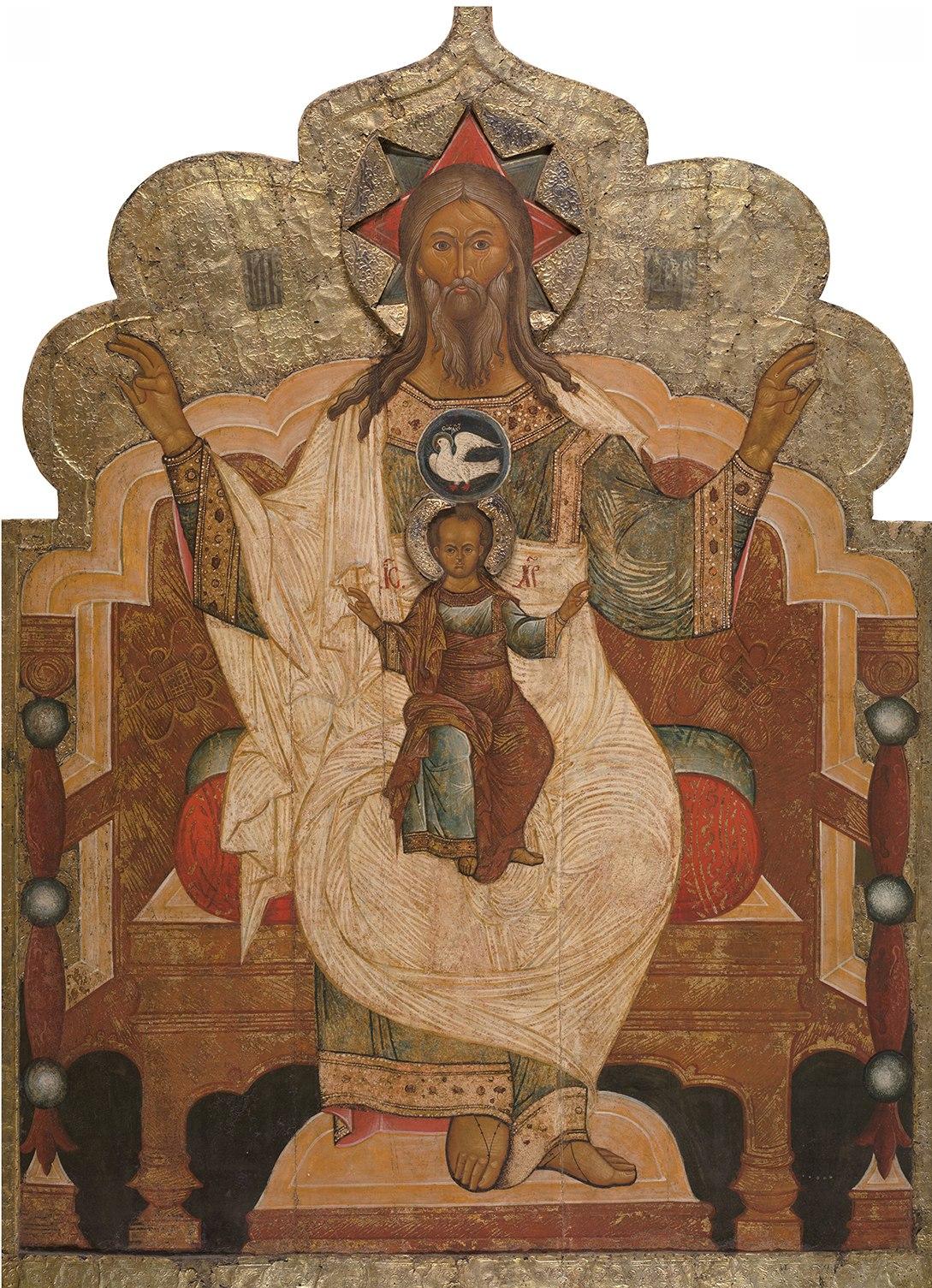 Св.Троица Новозаветная