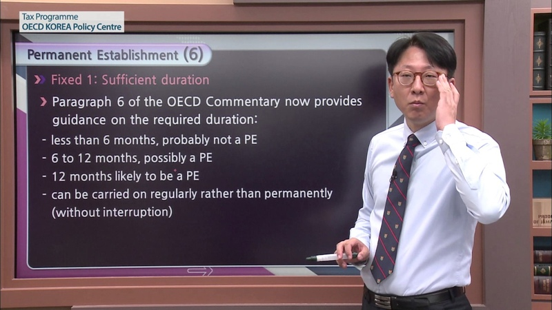 [OECD Tax] Model Tax Convention Lecture 4 Jae hyung Jang