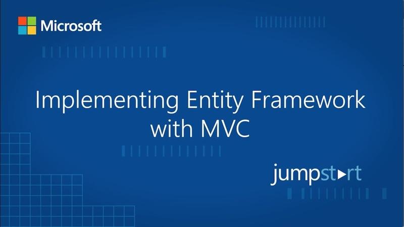 Entity Framework Tutorial with ASP.NET MVC