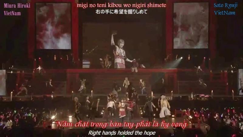 Shinken Ranbu Sai 2017-KEMONOMICHI(Never give up).mp4
