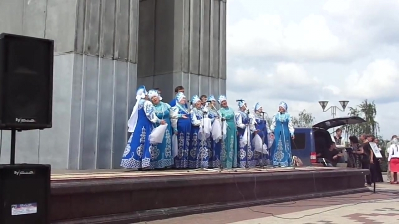 Деревня матушка Ансамбль Иван да Марья